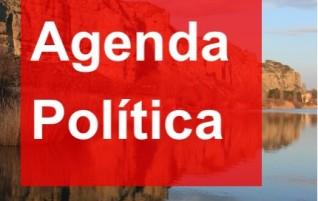 Agenda política del 25 de abril al 1 de mayo