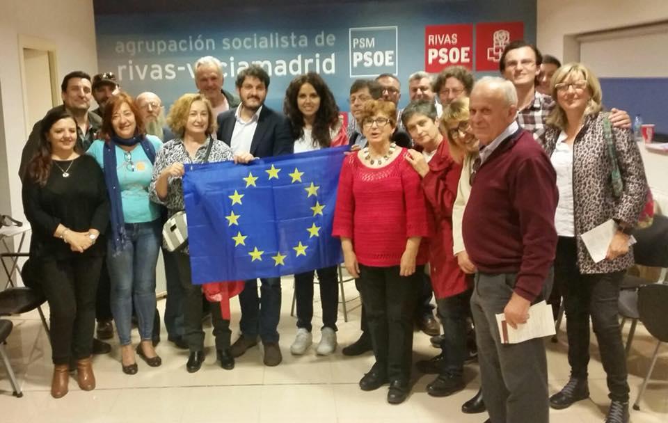 EuropaAgrupa en Rivas