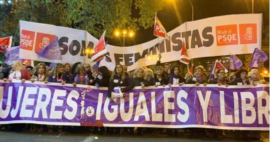 #25N Día internacional de la eliminación de la violencia contra la mujer