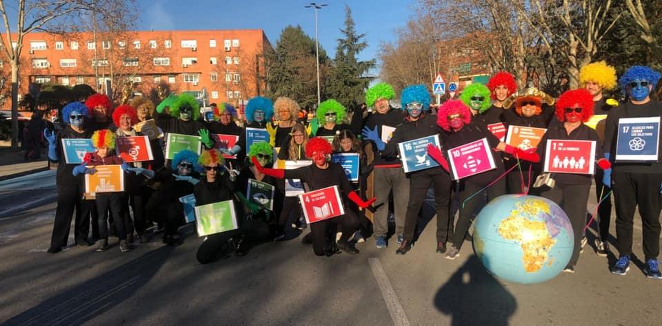 La Agenda 2030, por la sostenibilidad del planeta, presente para el PSOE Rivas