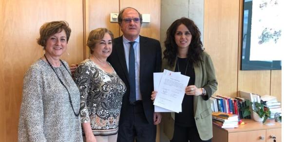 PRESENTADA PNL EN LA ASAMBLEA DE MADRID PARA EXIGIR FINANCIACIÓN PARA LA CONSTRUCCIÓN DEL ENLACE DE LA M-50.