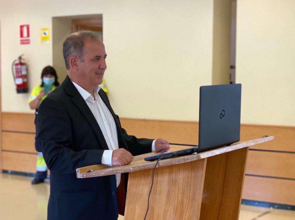 Luis Altares toma posesión como nuevo concejal socialista