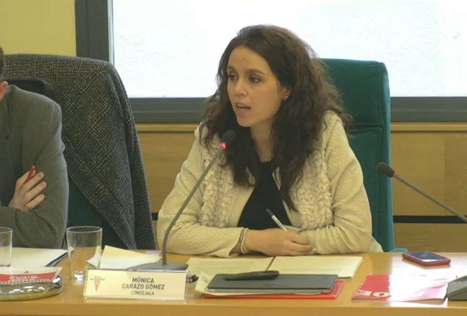 Mónica Carazo, nombrada presidenta de la Comisión de Agenda 2030 y Desarrollo Sostenible de la Federación Madrileña de Municipios.