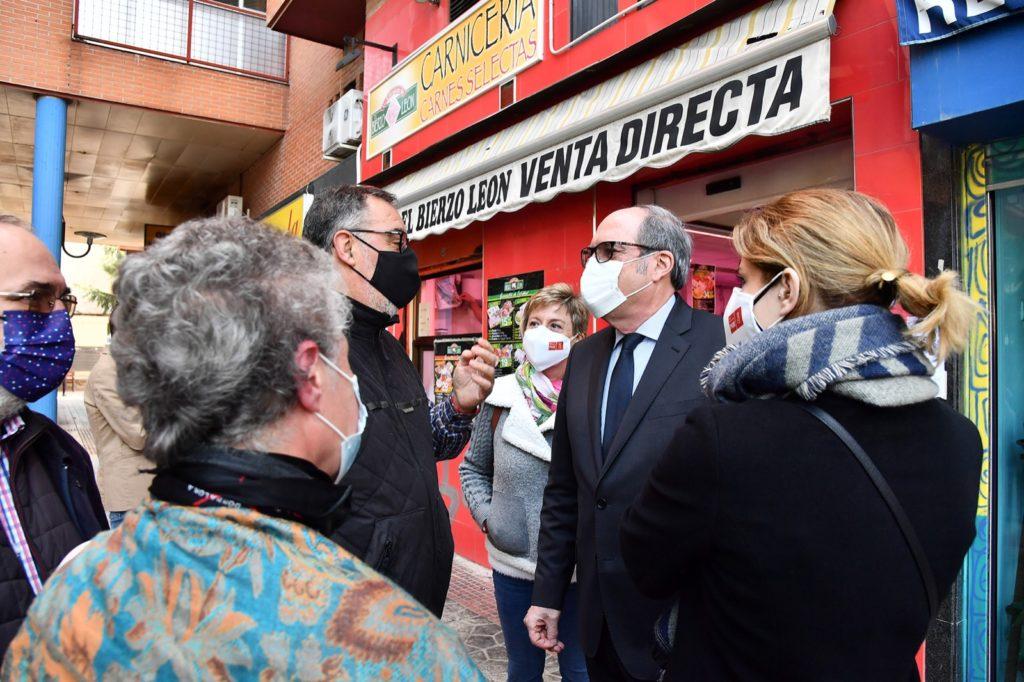 Ángel Gabilondo en Rivas Vaciamadrid