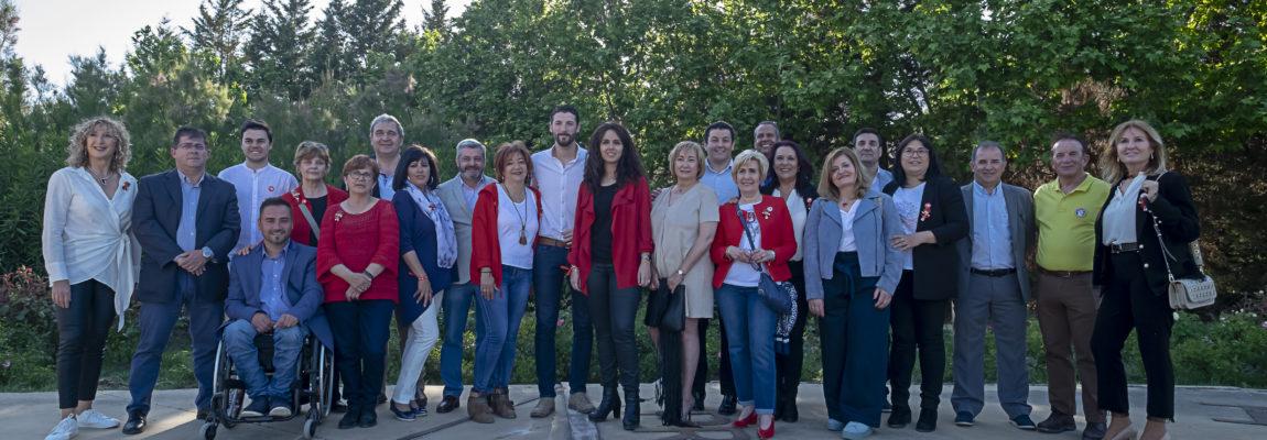 El PSOE resalta la estabilidad y el trabajo contra la pandemia en su primer año de gobierno en Rivas Vaciamadrid